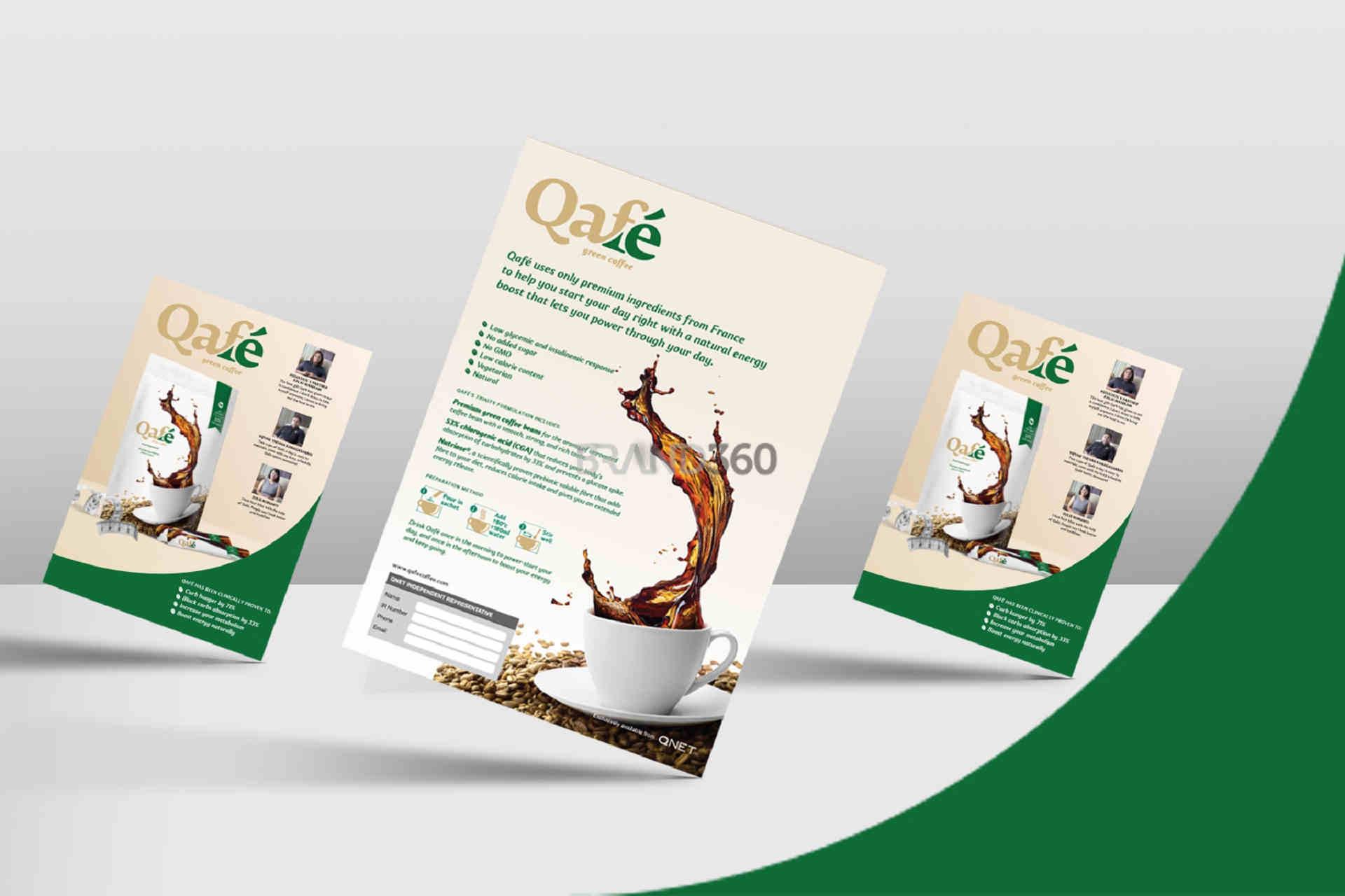 Qafe-Blitzcard