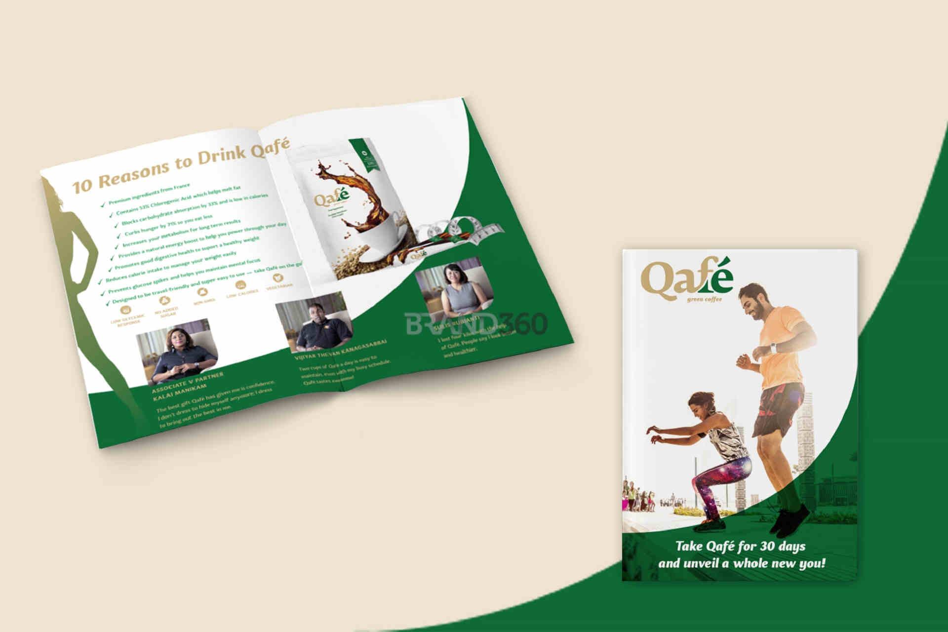Qafe-Brochure
