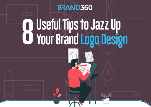 Brand Logo Infographic