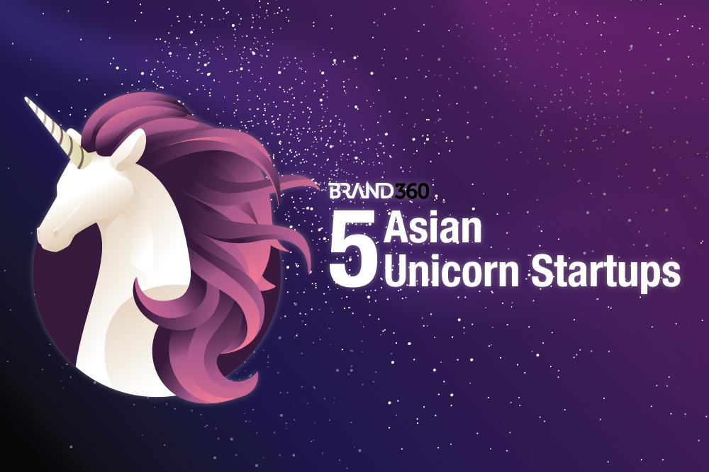 Asian Unicorn Startups