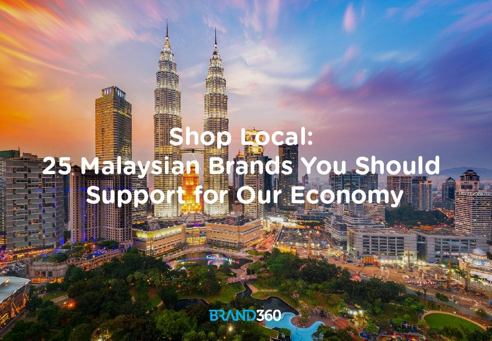 Shop local Malaysia Brands
