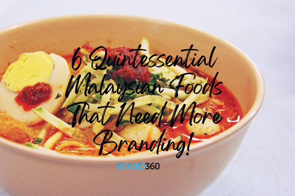 Malaysian Food Branding